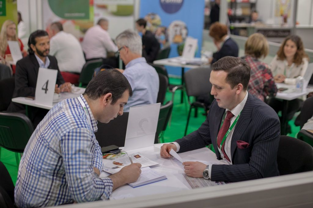 business meetings WorldFood Poland